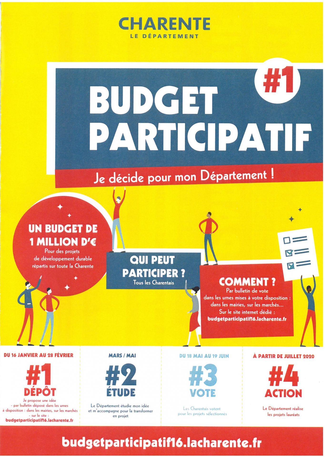 Budget participatif la charente16