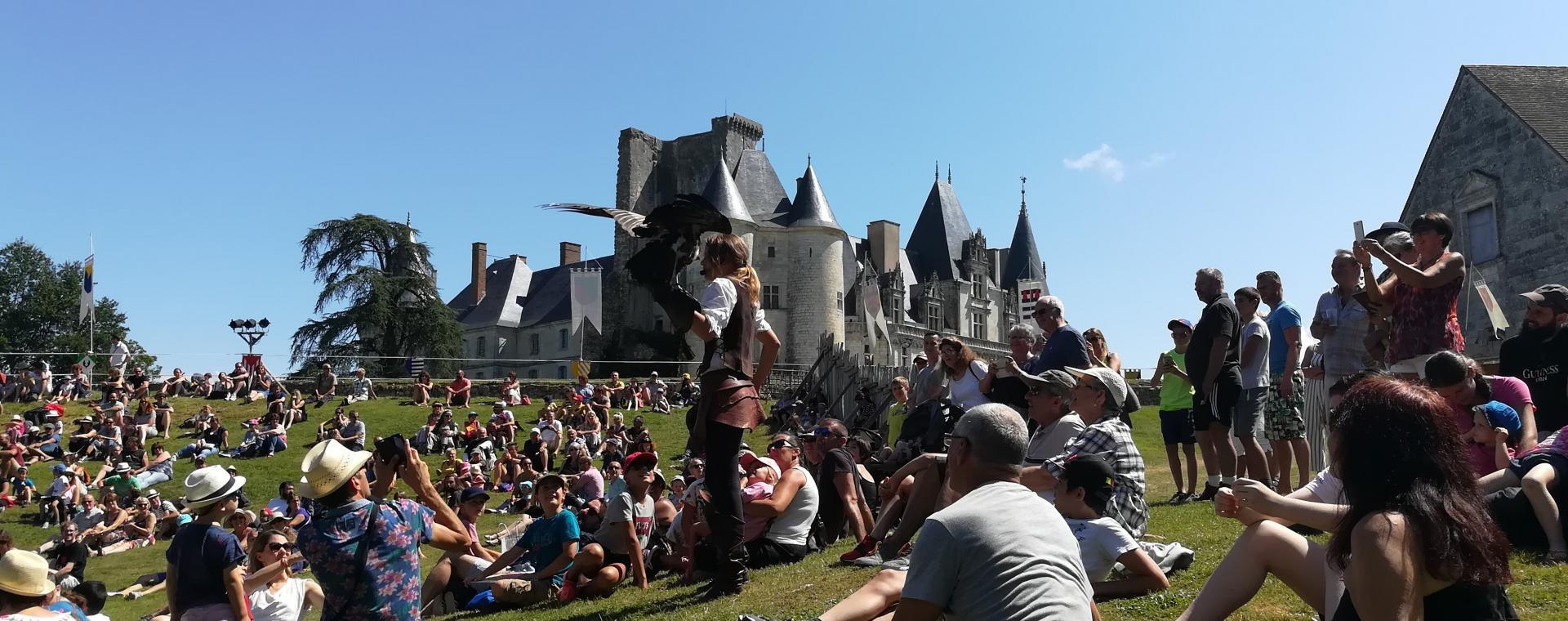Fête médiévale La Roche à Foucauld