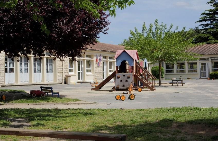 Ecole maternelle lr