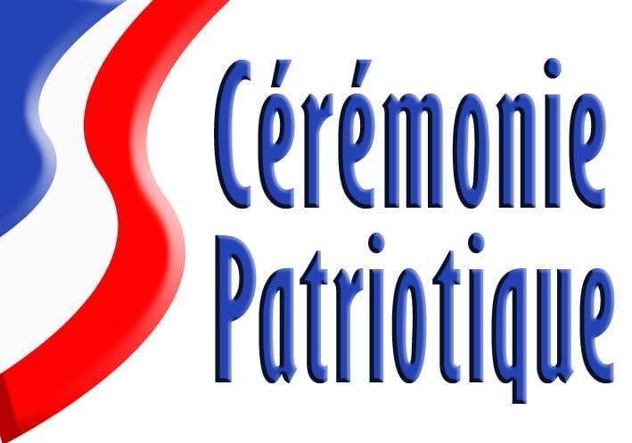 Logo ceremonie patriotique